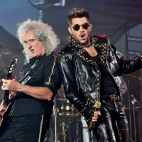 Queen and Adam Lambert at The Forum Los Angeles